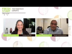 Fresh Start - The Food Tech Experts - ZoomCast Series - Episode1