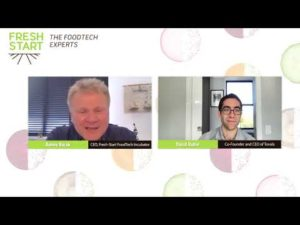 Fresh Start - The Food Tech Experts - ZoomCast Series - Episode3 - David Rabie